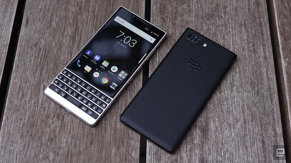 mua blackberry key2 chính hãng ở đâu?