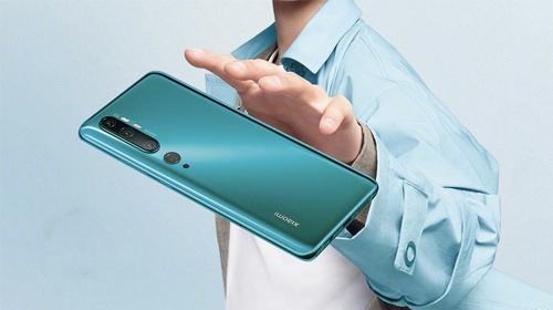 đôi nét về chiếc điện thoại xiaomi mi 10 vừa ra mắt
